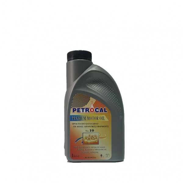 PETROCAL PREMIUM MOTOR OIL No10 1L (1429)